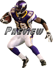 Adrian Peterson Preview